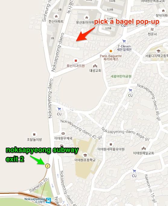 PAB map